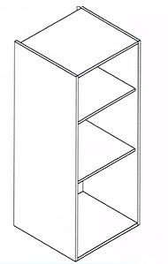Modulo Semi columna bajo