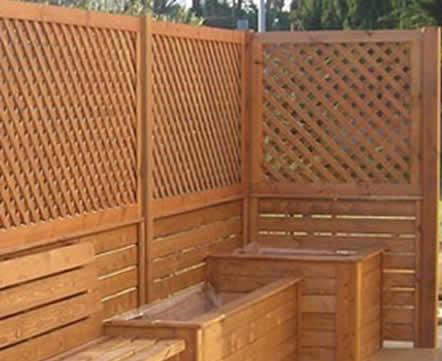 Celosias de madera a medida dise o de celosias comprar for Celosias en madera