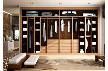 Frentes de armario interiores interiores de armarios de madera a medida comprar venta precios - Frentes de armario precios ...