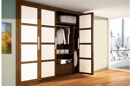 Frentes de armario de madera con puerta plegable comprar venta precios - Frentes de armario precios ...