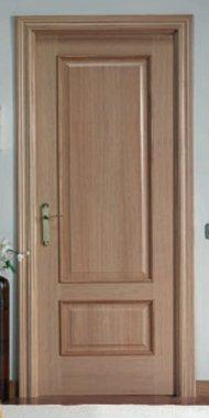 Puerta plafonada 31 tm roble