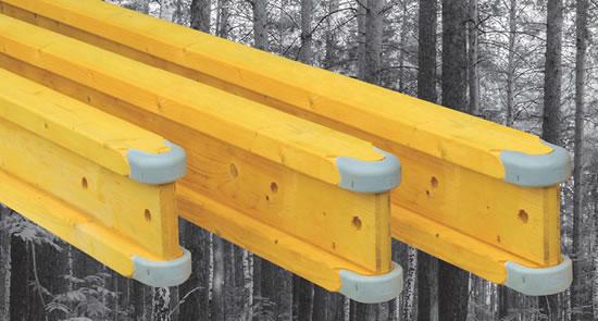Vigas de madera precio vigas de madera laminadas mejor - Vigas de madera en valencia ...