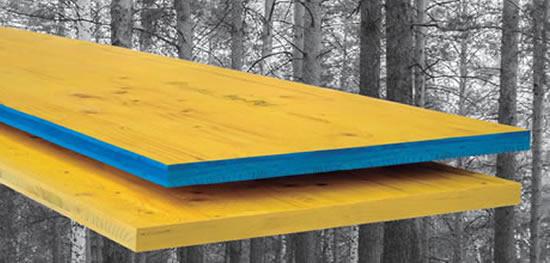 Tableros de madera construccion tablero tricapa