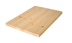 Tablero macizo alistonado tableros de madera alistonados - Tableros de madera medidas y precios ...