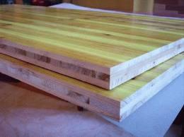 Tableros de madera tricapa